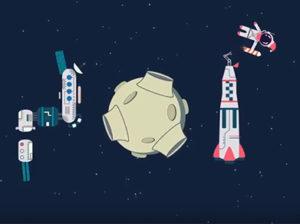 анимация. видео. с Новым годом