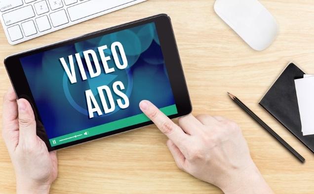 видео-реклама. для мобильных